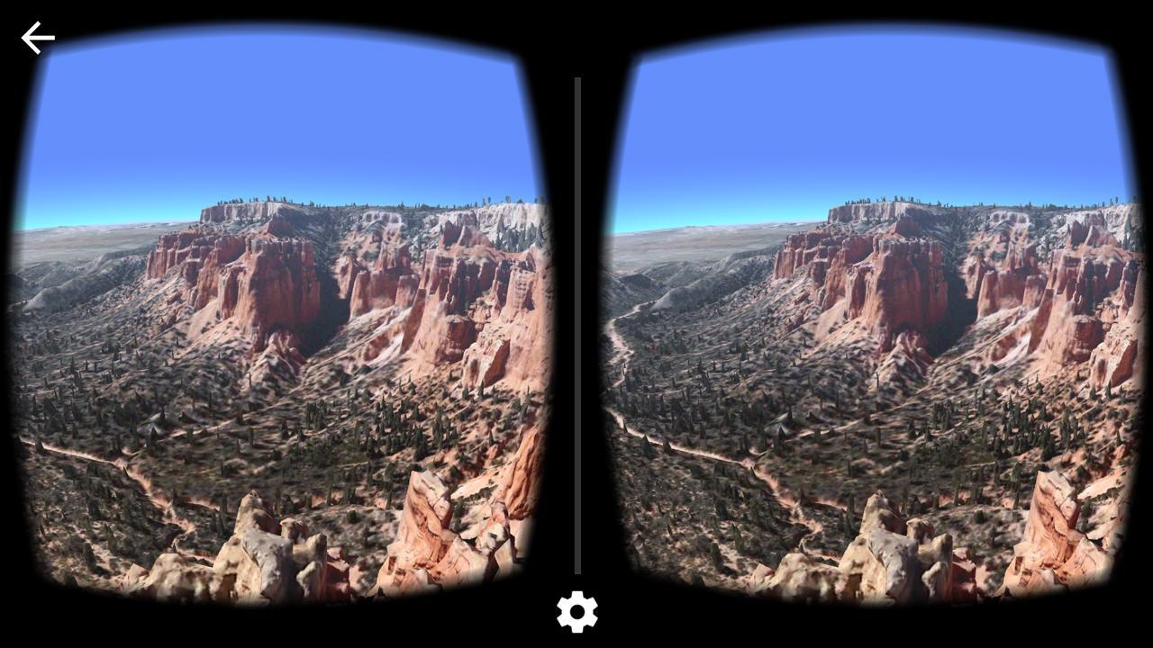 Google Earth Cardboard